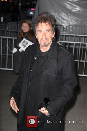Al Pacino Admits He's A Fan Of Tom Hanks 'I've Written Him Fan Mail!'