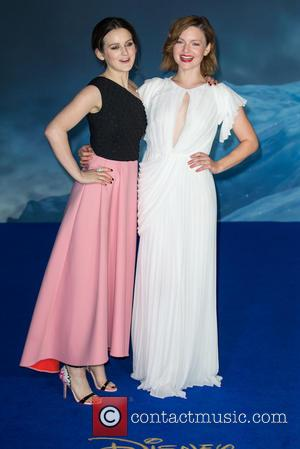 Holliday Grainger and Sophie Mcshera