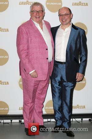 Christopher Biggins and Guest