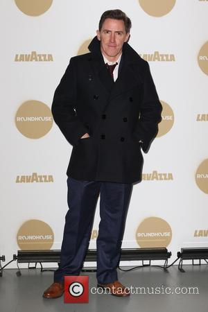 Rob Brydon - The Roundhouse Gala at The Roundhouse - Arrivals at The Roundhouse - London, United Kingdom - Thursday...