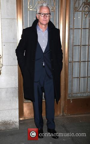John Slattery - Shots of a host of stars as they arrived to the Opening night of The Heidi Chronicles...