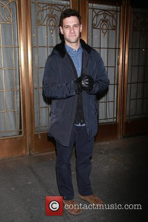 Justin Bartha - Shots of a host of stars as they arrived to the Opening night of The Heidi Chronicles...