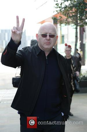 Alan Mcgee Recovering After Hernia Hospitalisation