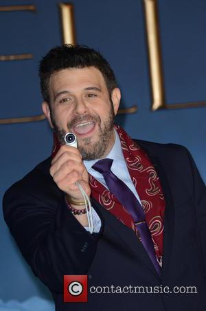 Adam Richman - Shots of a host of stars as they arrived and took to the red carpet for the...