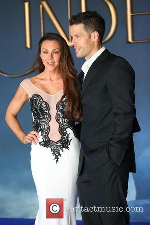 Michelle Heaton and Hugh Hanley - Shots of a host of stars as they arrived and took to the red...
