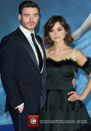 Richard Madden and Jenna Louise Coleman