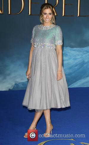 Stacey Solomon - 'Cinderella' UK Premiere at the Odeon Leicester Square, London at Odeon Leicester Square - London, United Kingdom...