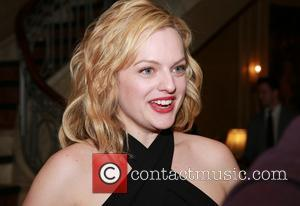 Elisabeth Moss - Opening night party for The Heidi Chronicles at the Music Box Theatre - Arrivals. at Music Box...