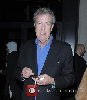 Jeremy Clarkson - The Roundhouse Gala held at The Roundhouse - Departures at The Roundhouse - London, United Kingdom -...