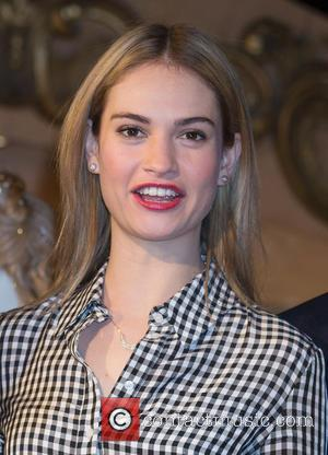 Lily James