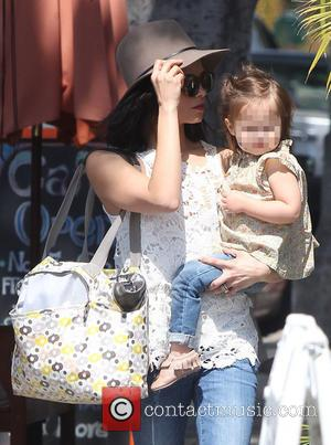 Jenna Dewan and Everly Tatum - Jenna Dewan and daughter Everly Tatum out and about in West Hollywood - Los...