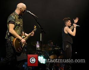 The Script and Danny O'donoghue