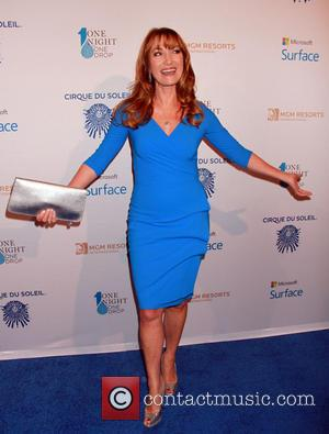 Jane Seymour - 'One Night For ONE DROP' blue carpet event at 1 OAK Nightclub at The Mirage Hotel &...