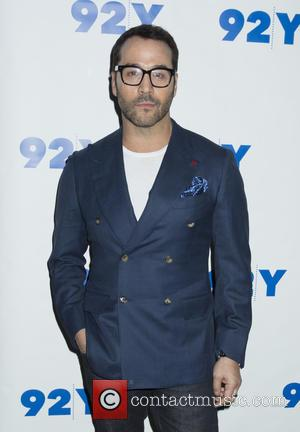 Jeremy Piven - Jeremy Piven in Conversation at 92Y - Arrivals at 92Y - New York, New York, United States...