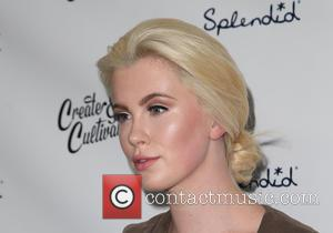 Ireland Baldwin Is Recovering From Appendicitis, Thanks Fans For Support With Hospital Picture