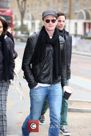 Neil Patrick Harris - Neil Patrick Harris outside ITV Studios today - London, United Kingdom - Friday 20th March 2015