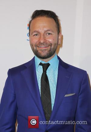 Daniel Negreanu - One Night For ONE DROP Blue Carpet at Mirage Hotel and Casino Las Vegas at 1 Oak...