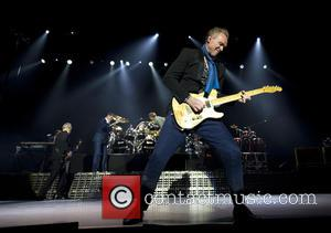 Gary Kemp and Spandau Ballet - Spandau Ballet perform live to a sold out crowd at the Heineken Music Hall...