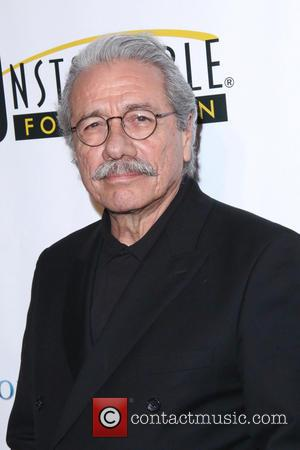 Edward James Olmos - Unstoppable Foundation's annual gala at the Hyatt Regency Century Plaza in Century City - Arrivals at...