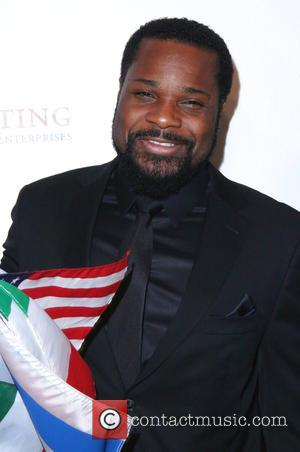 Malcolm-Jamal Warner - Unstoppable Foundation's annual gala at the Hyatt Regency Century Plaza in Century City - Arrivals at Hyatt...