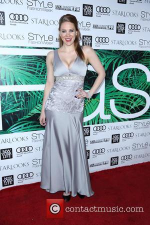 Maitland Ward Turns Heads In Red At 39 The Wizard Of Oz 39 Opening Night Part 11 Maitland Ward