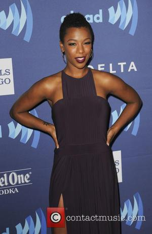 Samira Wiley - A variety of stars were photographed as they arrived to the 26th Annual GLAAD Media Awards which...