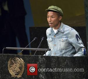 Pharrell Williams Talks Climate Change At The Un During International Day Of Happiness
