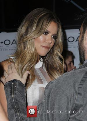 Khloe Kardashian - Khloe Kardashian Special Appearance at 1 Oak Nightclub Inside The Mirage Hotel and Casino Las Vegas at...