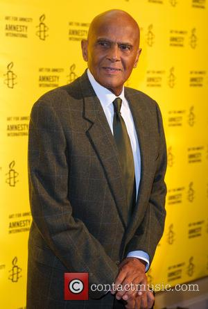 Harry Belafonte Marks Black History Month With Call To End Racism