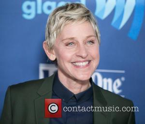 Ellen DeGeneres - A variety of stars were photographed as they arrived to the 26th Annual GLAAD Media Awards which...