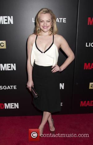 Elisabeth Moss - Shots of a host of stars as they arrived and took to the red carpet for a...
