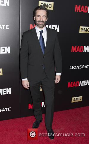 Jon Hamm - Shots of a host of stars as they arrived and took to the red carpet for a...