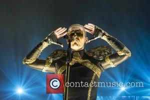 Bill Kaulitz and Tokio Hotel