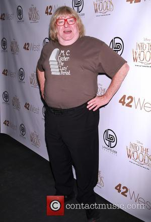 Bruce Vilanch - Disney celebrates Stephen Sondheim and 'Into The Woods' in-home release held at 42 West club - Arrivals...
