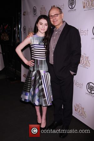 Lilla Crawford and James Lapine