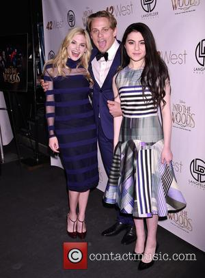Mackenzie Mauzy, Billy Magnussen and Lilla Crawford