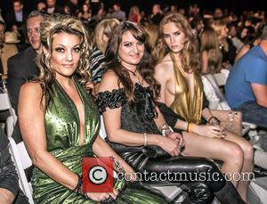 Charlotte Kirk, Heather Chadwell and Vikki Lizzi