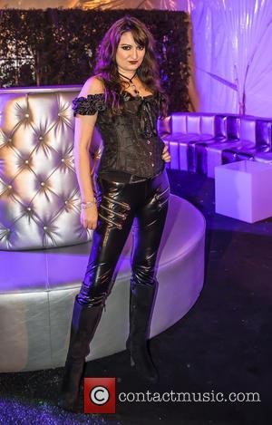 Vikki Lizzi - Style Fashion Week 2015 - Celebrity Sightings at style fashion week - Los Angeles, California, United States...