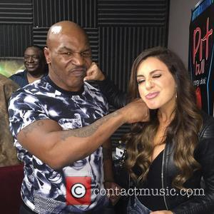 Mike Tyson and Uldouz