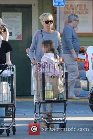 Kimberly Stewart and Delilah Del Toro - Socialite Kimberly Stewart and her daughter Delilah Del Toro stop by for shopping...