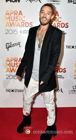 Daniel Johns Back At Work Following Hospitalisation