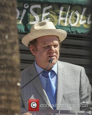 John C. Reilly - Ceremony honoring actor Will Ferrell with a Star on The Hollywood Walk Of Fame at Hollywood...