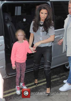 Katie Price and Princess Tiaamii Andre