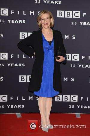 Juliet Stevenson - A variety of stars were snapped as they arrived at the BBC Films 25th Anniversary Reception which...