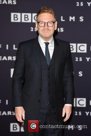 Kenneth Branagh - BBC Film's 25th Anniversary Reception held at...