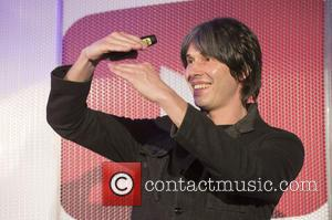 Professor Brian Cox - Professor Brian Cox attends Advertising Week Europe and discusses: Exploring Outdoor Space in the Princess Anne...