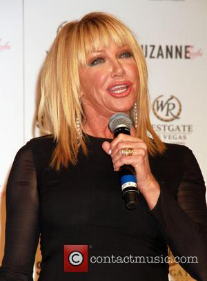 Suzanne Somers - Suzanne Somers attends a press conference to reveal details about her upcoming residency at Westgate Las Vegas...