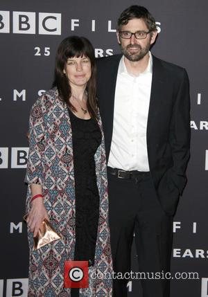Nancy Strang and Louis Theroux
