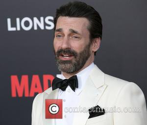 Jon Hamm - Celebirites attend the AMC celebration of the final 7 episodes of 'Mad Men' with the Black &...