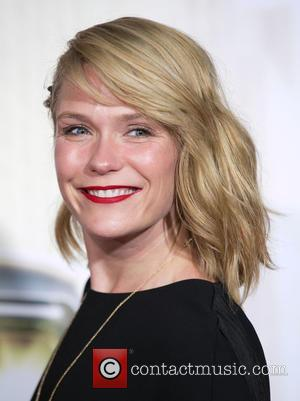 Katie Aselton - Celebirites attend the AMC celebration of the final 7 episodes of 'Mad Men' with the Black &...